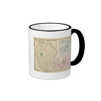 Perth Amboy, NJ Ringer Mug