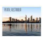Perth, Australia Postcard