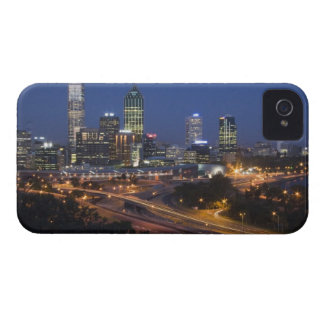Perth, Australia. View of downtown Perth from iPhone 4 Cover
