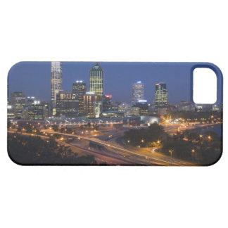 Perth, Australia. View of downtown Perth from iPhone SE/5/5s Case