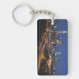 Perth, Australia. View of downtown Perth from Keychain