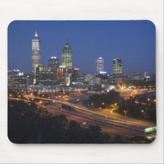 Perth, Australia. View of downtown Perth from Mouse Pad