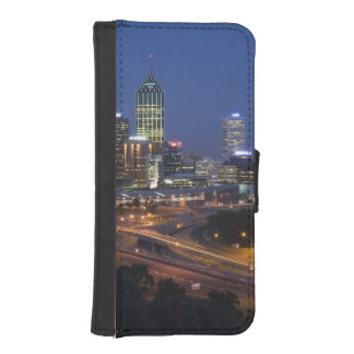 Perth, Australia. View of downtown Perth from Wallet Phone Case For iPhone SE/5/5s