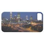 Perth, Australia. Vista de Perth céntrica de iPhone 5 Fundas