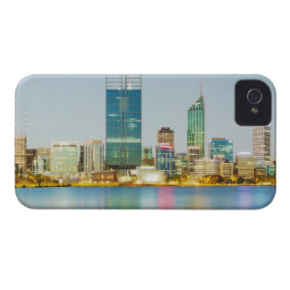 Perth CBD from Mill Point Perth Western Australia iPhone 4 Cover