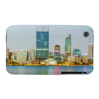 Perth CBD from Mill Point Perth Western Australia iPhone 3 Cover