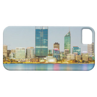Perth CBD from Mill Point Perth Western Australia iPhone SE/5/5s Case