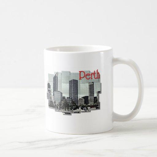 Perth Classic White Coffee Mug