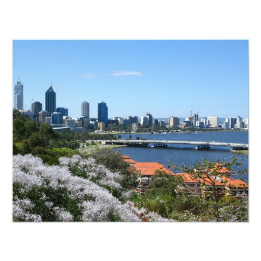 Perth Invitación Personalizada