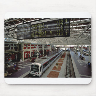 Perth Railway Station Mouse Pad