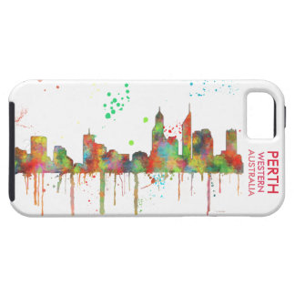 PERTH, WA SKYLINE iPhone SE/5/5s CASE
