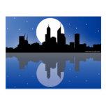 Perth Western Australia Cityscape Postcard