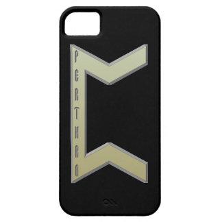 Pertho Rune gold iPhone SE/5/5s Case