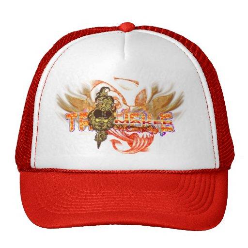 Perturbador Red Hat Gorro