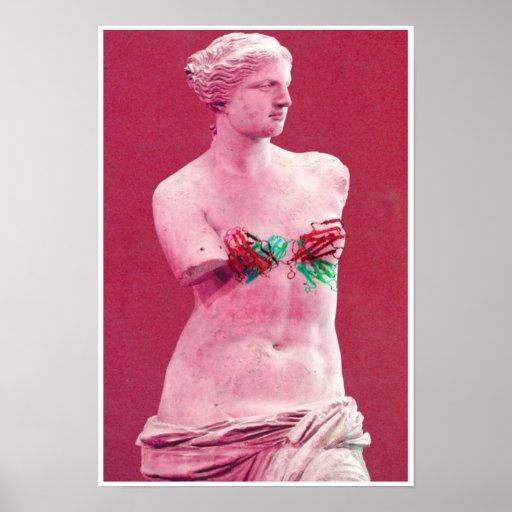Pertuzamab Protecting Aphrodite Poster