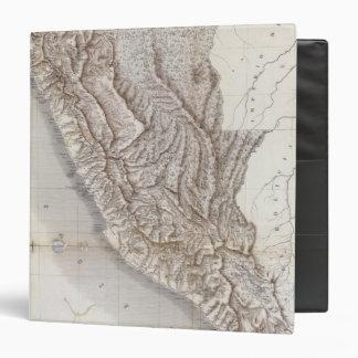 Peru 12 binder