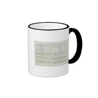 Perú 15 tazas de café