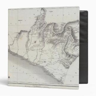 Peru 16 binder