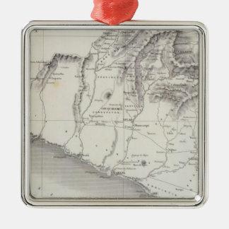 Peru 16 metal ornament