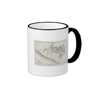 Peru 16 ringer mug