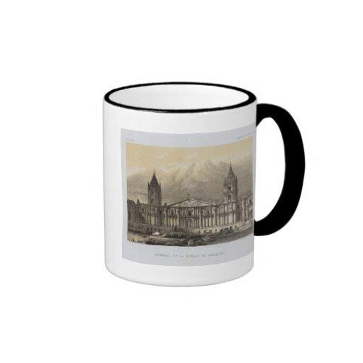 Peru 22 coffee mug