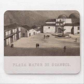 Perú 22 mousepads