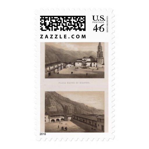 Peru 22 postage stamp