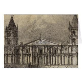 Perú 22 tarjeta de felicitación