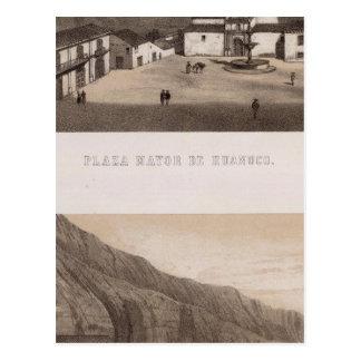 Perú 22 tarjetas postales