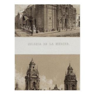 Perú 23 tarjetas postales