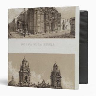 Peru 23 vinyl binder