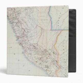 Peru 25 vinyl binders