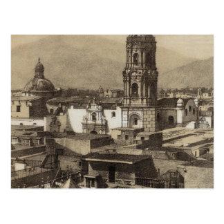 Perú 28 postal