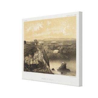 Perú 29 impresión en lienzo estirada
