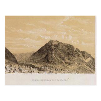 Perú 31 tarjeta postal