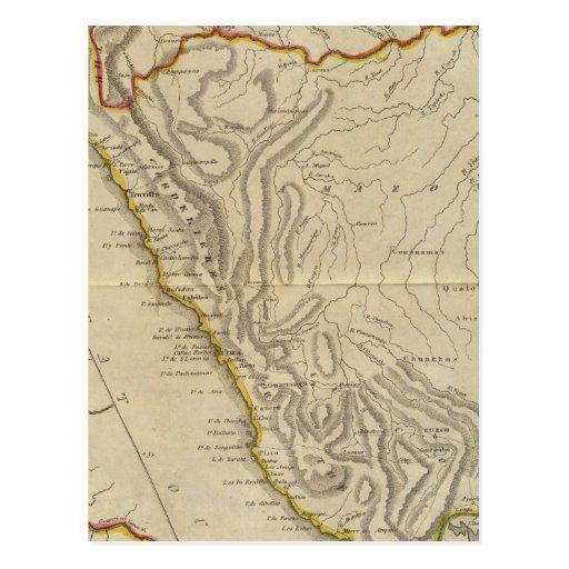 Perú 36 postal