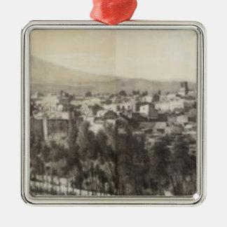 Peru 37 christmas ornament