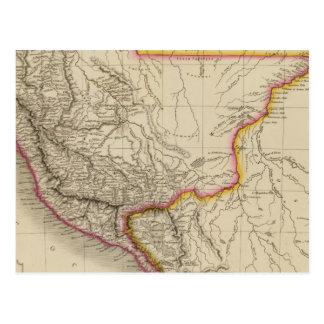 Perú 4 postales