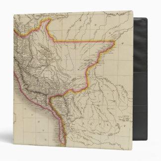 Peru 4 vinyl binder