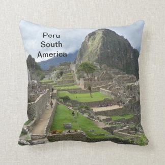 Peru American MoJo Pillows