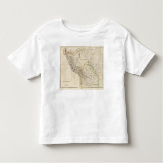Peru and Bolivia Toddler T-shirt