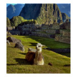 Peru, Andes, Andes Mountains, Machu Picchu, 2 Posters