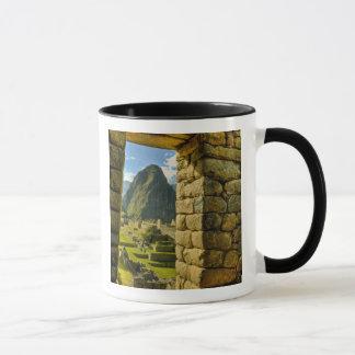 Peru, Andes, Andes Mountains, Machu Picchu, Mug