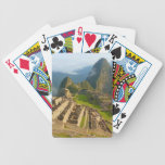 Peru Architecture Bicycle Playing Cards