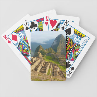 Peru Architecture Playing Cards