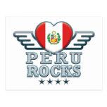 Perú B oscila v2 Postal
