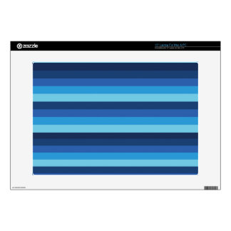 peru blue decals for laptops