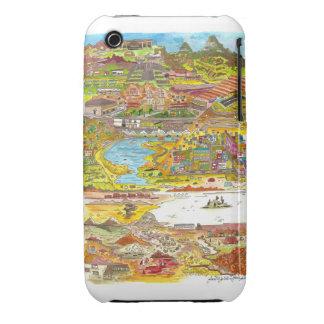 Peru & Bolivia (iPhone 3) Case-Mate iPhone 3 Case