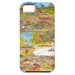 Peru & Bolivia (iPhone 5) iPhone 5 Funda