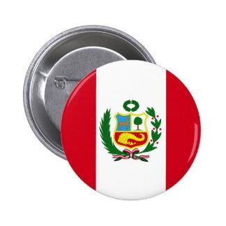Peru Button